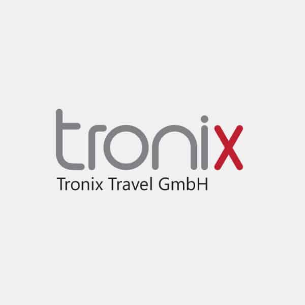 لوگوی ترونیکس