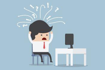 ده اشتباه رایج در طراحی سایت